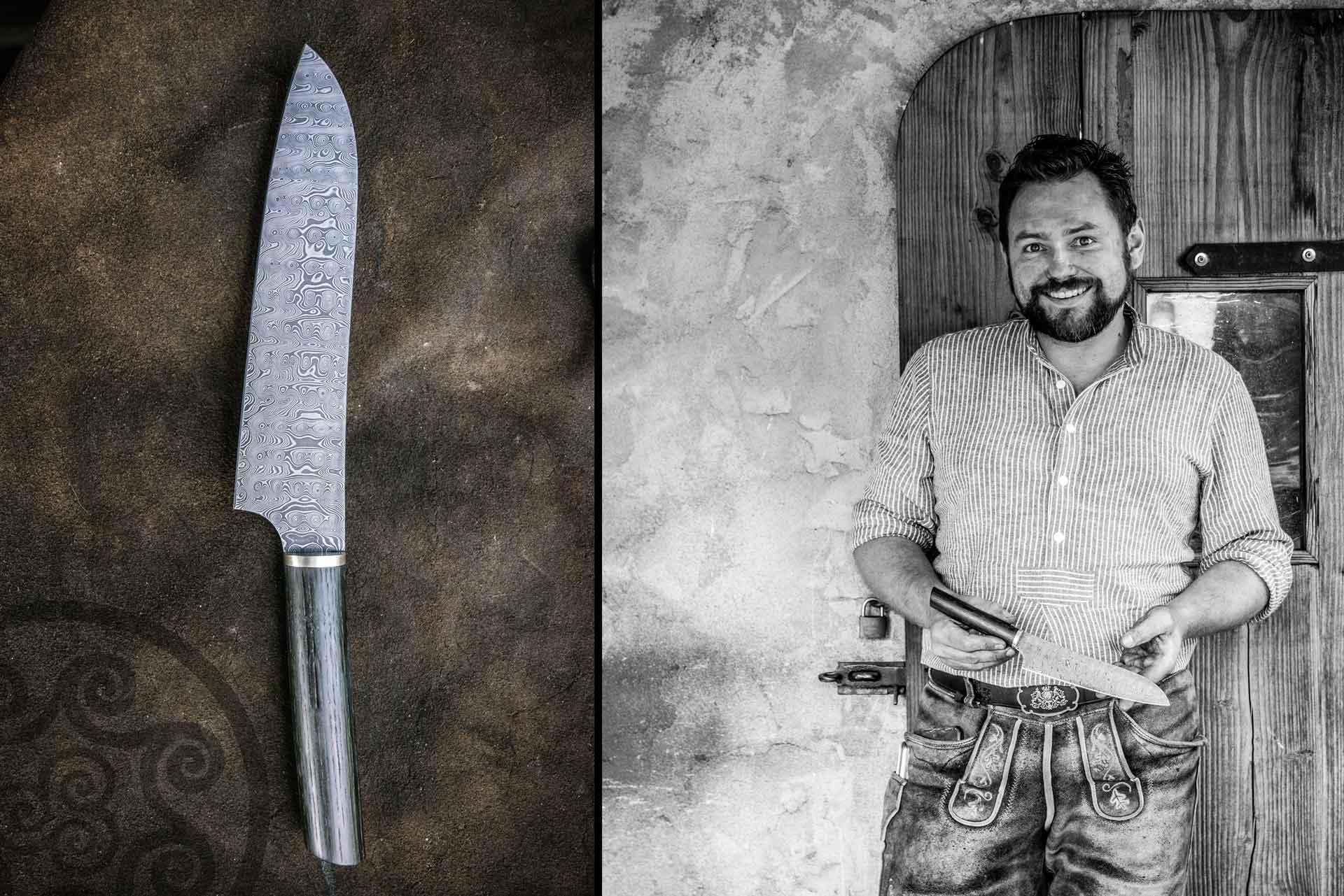 Gutschein: INTENSIVKURS Messerschmieden