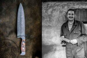 Gutschein: PREMIUMKURS Messerschmieden