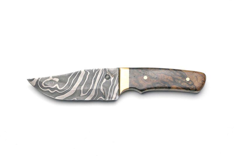 handgeschmiedet handgefertigt damast made in germany jagdmesser fahrtenmesser Moorschmied