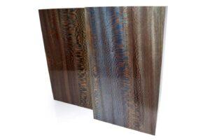 Stabilisiertes Holz: PLATANE Raffir