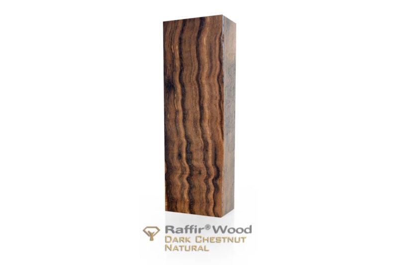 Raffir-wood-kastanie-darkchestnut-natural-stabilisiert