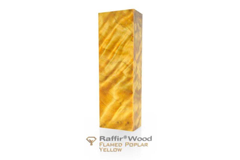 Raffirwood-poplarflamed02-stabilisiert-griffholz-messer